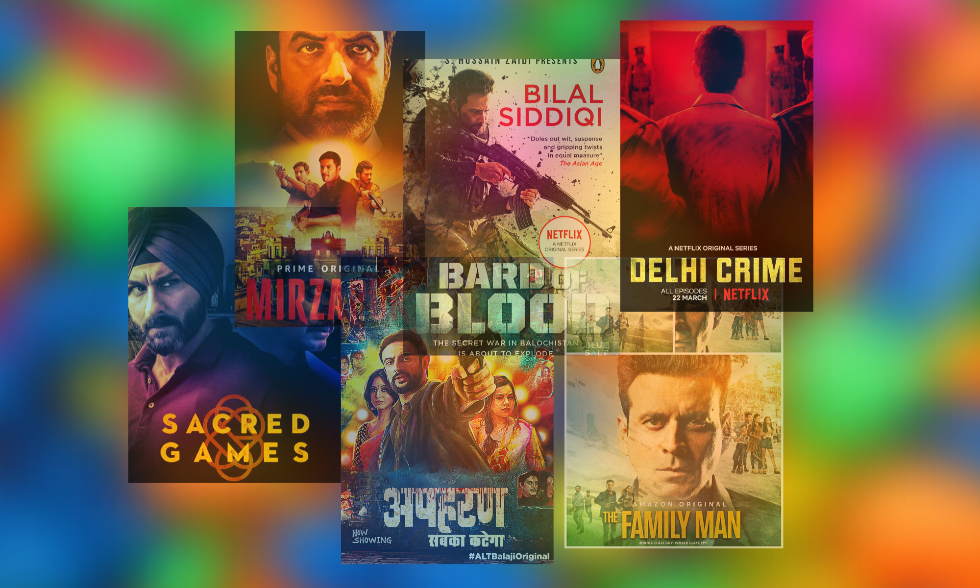 Top 6 Best Indian Thriller Web Series You Must Watch