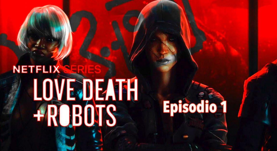 Love, Death & Robots Movie