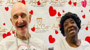 Found true love at the age of 76, married to a 71-year-old girlfriend