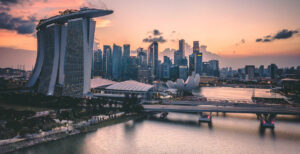 The Way Singapore is Becoming a Center of Chinese Technology Giants