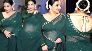 Blond Photos: From Classy to Sexy, See Every Look of Saree Queen Vidya Balan