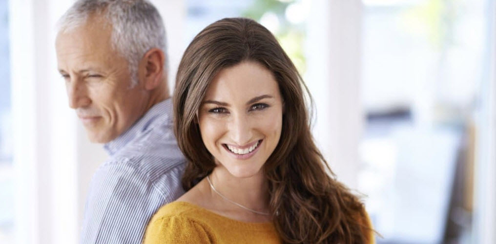 Why Women Are Attracted To Older Men