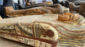 Dozens of Mummies Were Found in the Saqqara Desert in Egypt