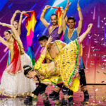 Bollywood Lands on the Stage of Italia's Got Talent – Negma Dance Group